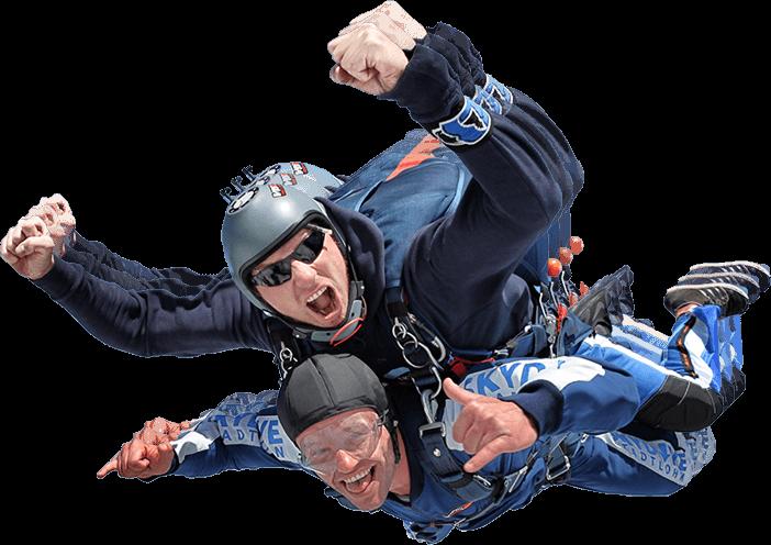 Gutscheine Für Fallschirmsprünge Tandemsprünge In Nrw